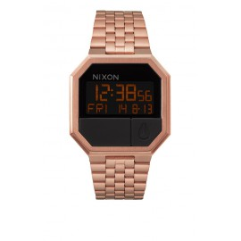 Reloj Nixon Re-Run all rose gold unisex