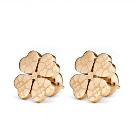 Pendientes Folli Follie Sweetheart rosé gold