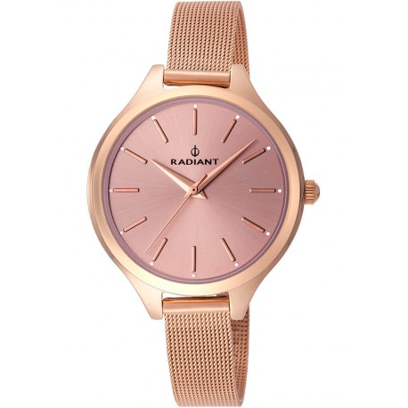 Reloj Radiant North Lifetime cobrizo