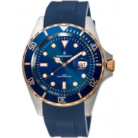 Reloj Radiant New Navy Steel