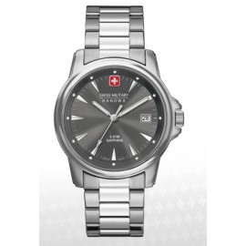 Reloj Swiss Military Recruit Prime esfera gris