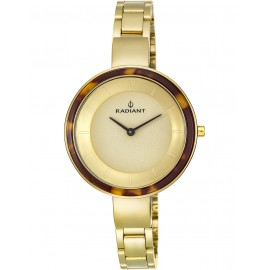 Reloj Radiant New Tiffany´s dorado