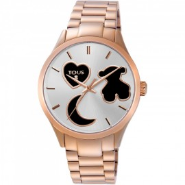 Reloj Tous Sweet Power acero IP rosado