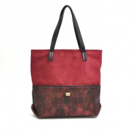 Bolso Martina K shopping color buganvilla