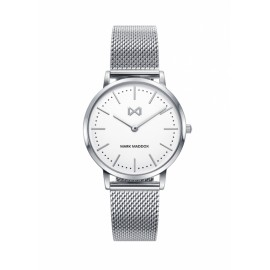 Reloj Mark Maddox Greenwich blanco