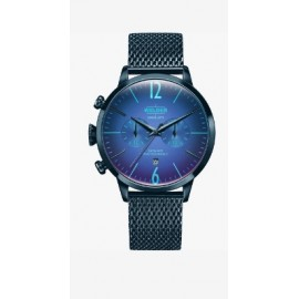 Reloj welder malla color jean