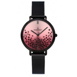 Reloj Radiant ELLA collection negro