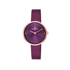 Reloj Radiant Secret Burgundy